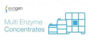 Evogen Multi Enzyme Concentrates - A Liquid Concentrate Cleaning Product by Genesis Biosciences