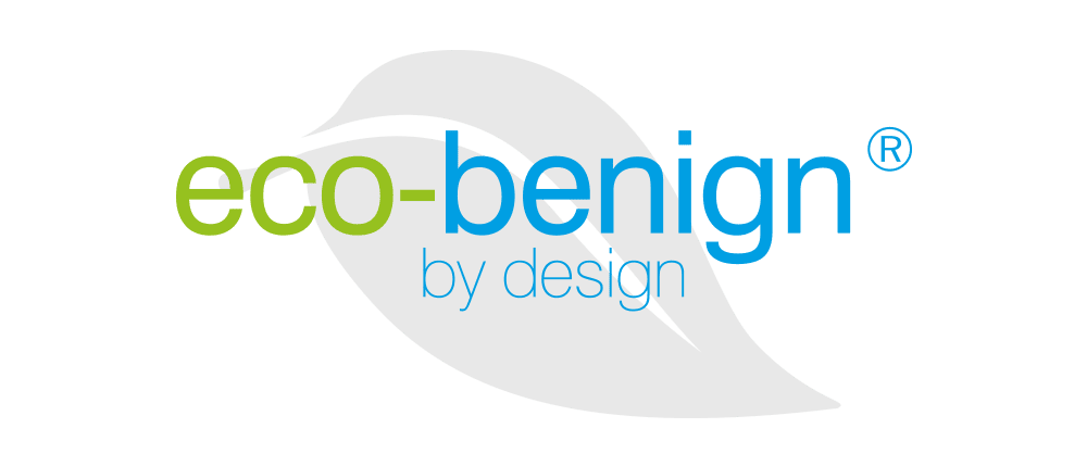eco-benign by design