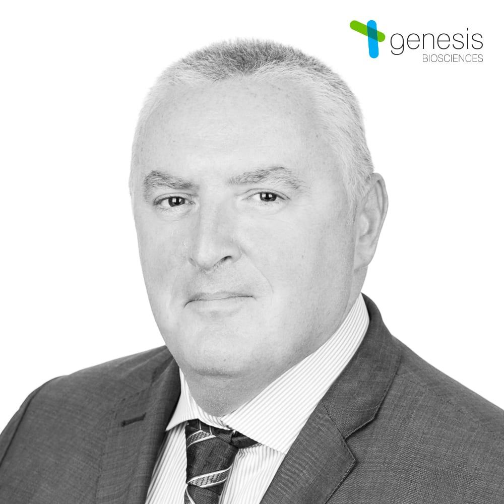 Conrad Mielcuszny, CEO (Meet the Genesis Biosciences Team)