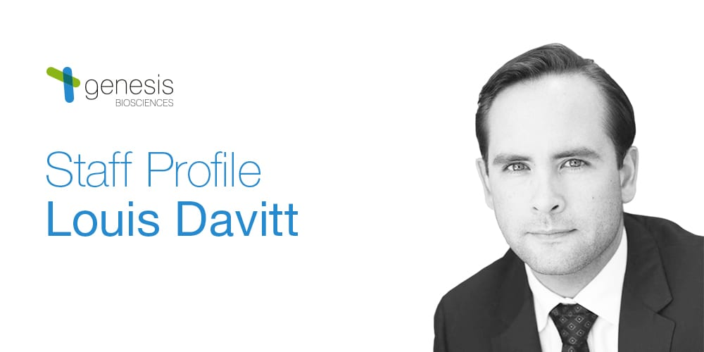 Staff Profile: Louis Davitt