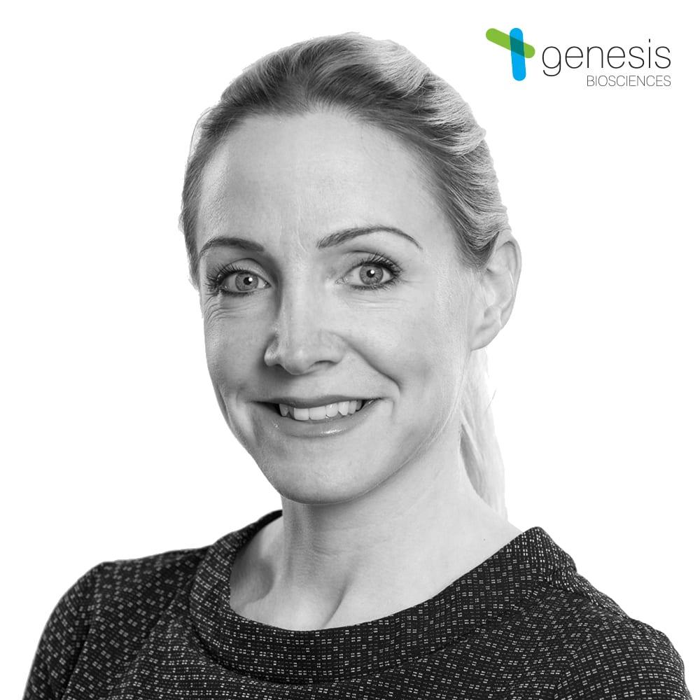 Emma Saunders, General Manager - Europe (Meet the Genesis Biosciences Team)