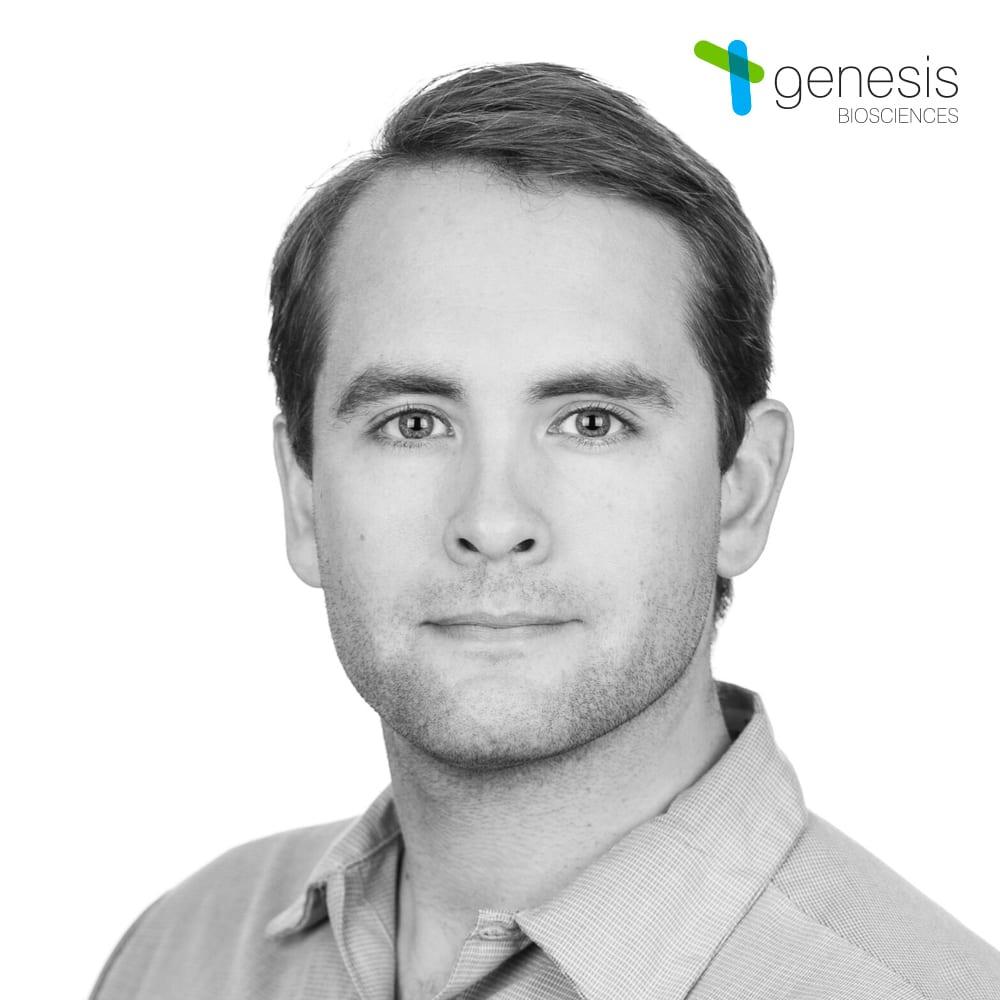 Louis Davitt, Fermentation Manager, Genesis Biosciences