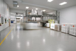 Genesis Biosciences US - continued improvements and facility upgrades