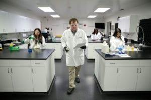 Genesis Biosciences US - 2018 lab report