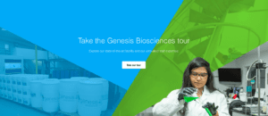 Take the Genesis Biosciences US tour