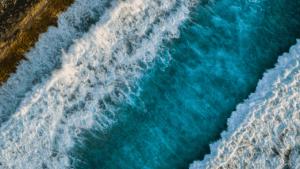 crashing waves for Eco-benign® blog