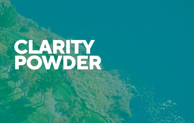 Evogen Microbial Pond & Lake products - clarity powder