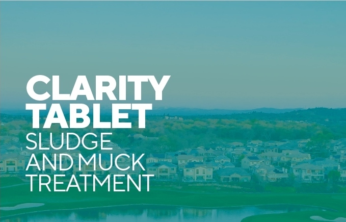 Evogen Microbial Pond & Lake products - clarity tablet
