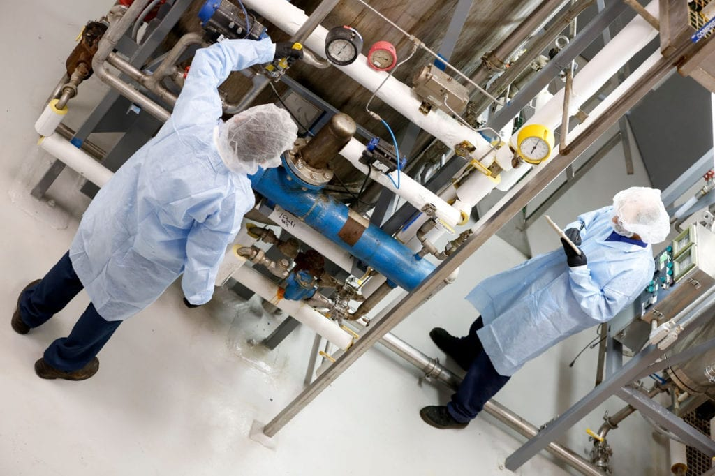 Genesis Biosciences becomes an FSSC 22000 certified company