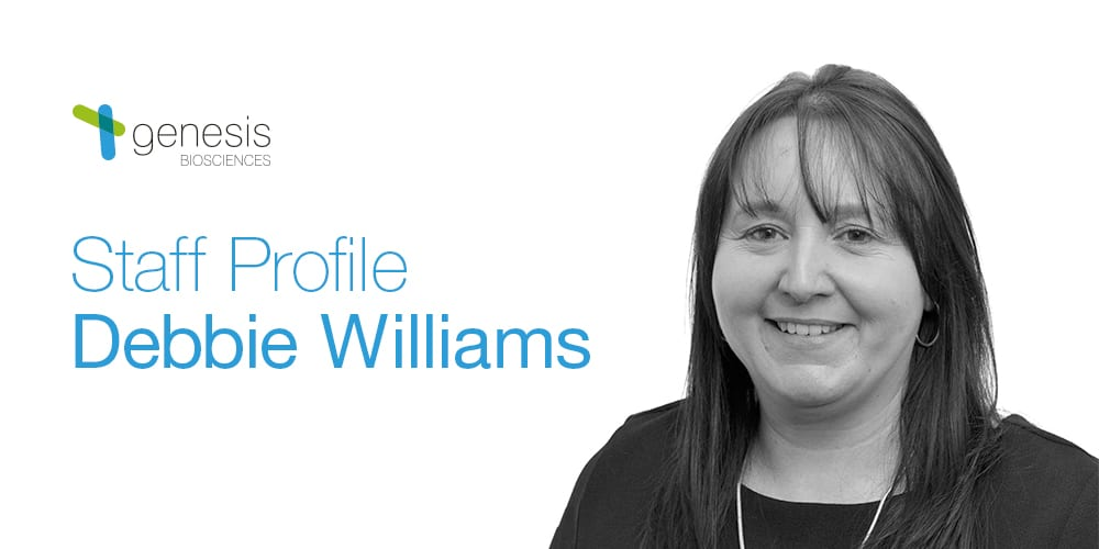 Staff Profile: Debbie Williams